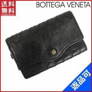 [半額セール!] ボッテガ・ヴェネタ BOTTEGA VENETA キーケース 中古 X11828|brands