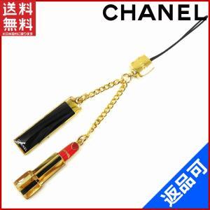 [半額セール!] シャネル CHANEL 携帯ストラップ 中古 X12057|brands