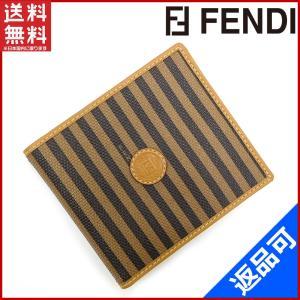 フェンディ FENDI 財布 二つ折り札入れ  (未使用品) X12464 brands