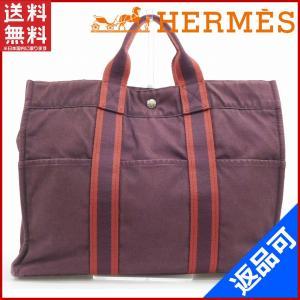 [半額セール!] エルメス バッグ HERMES トートバッグ 中古 X12801|brands