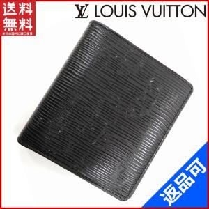 [半額セール!] ルイヴィトン 財布 LOUIS VUITTON 二つ折り札入れ エピ 中古 X12807 brands