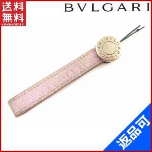 [半額セール!] ブルガリ BVLGARI 携帯ストラップ 中古 X13725|brands