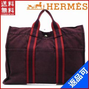 [半額セール!] エルメス バッグ HERMES トートバッグ 中古 X13851|brands