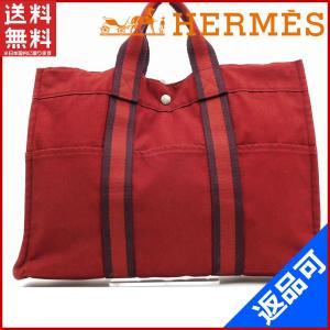 [半額セール!] エルメス バッグ HERMES トートバッグ 中古 X14003|brands
