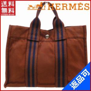 [半額セール!] エルメス バッグ HERMES トートバッグ 中古 X14166|brands