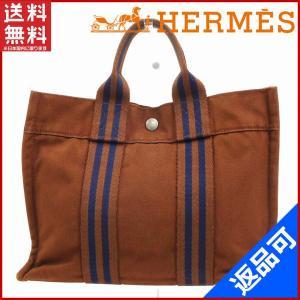 [半額セール!] エルメス バッグ HERMES トートバッグ 中古 X14347|brands