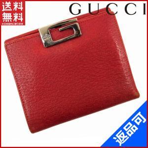 [半額セール!] グッチ 財布 035 2067 2095 GUCCI 二つ折り財布 中古 X14463|brands