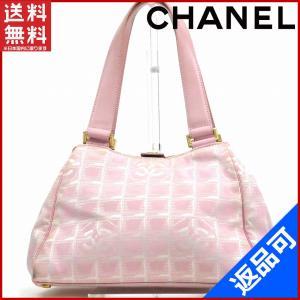 [半額セール!] シャネル バッグ CHANEL ハンドバッグ ニュートラベルライン 中古 X14481|brands