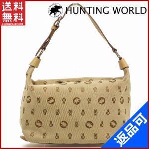 [半額セール!] ハンティングワールド バッグ HUNTING WORLD ハンドバッグ 中古 X15326|brands