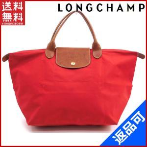 [半額セール!] ロンシャン バッグ LONGCHAMP ハンドバッグ 中古 X15692|brands