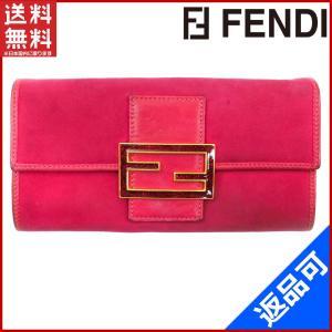 フェンディ FENDI 財布 長財布 中古 X15837 brands
