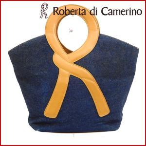[半額セール!] ロベルタ・ディ・カメリーノ バッグ ROBERTA DI CAMERINO ハンドバッグ 中古 X16184|brands