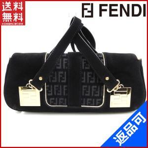 [半額セール!] フェンディ バッグ FENDI ハンドバッグ ズッキーノ 中古 X16340|brands