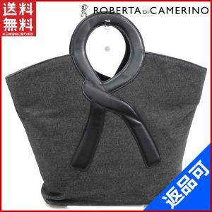 [半額セール!] ロベルタ・ディ・カメリーノ バッグ ROBERTA DI CAMERINO ハンドバッグ 中古 X17086|brands