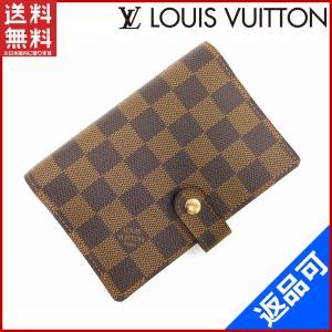 ルイヴィトン R20700 アジェンダPM LOUIS VUITTON 手帳カバー ダミエ 中古 X3138