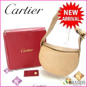 カルティエ バッグ レディース Cartier ショルダーバ...