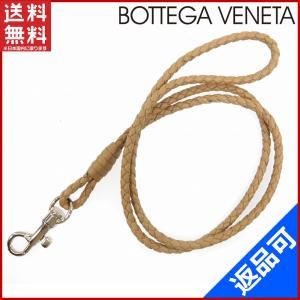 [半額セール!] ボッテガ・ヴェネタ 113540 BOTTEGA VENETA 携帯ストラップ イントレチャート 中古 X6893|brands