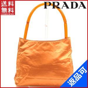 [半額セール!] プラダ バッグ PRADA ハンドバッグ 中古 X8422|brands