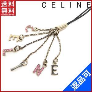 [半額セール!] セリーヌ CELINE 携帯ストラップ 中古 X9294|brands