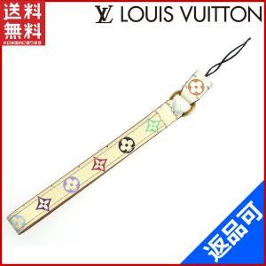 [半額セール!] ルイヴィトン LOUIS VUITTON 携帯ストラップ モノグラムミニ 中古 X9802|brands