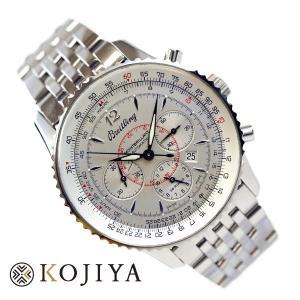ブライトリング 新品仕上げ済 ナビタイマー モンブリラン クロノグラフ A41330 メンズ 腕時計...