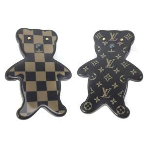 【商品情報】 ブランド:LOUIS VUITTON / ルイヴィトン タイプ:テディベア 熊 モノグ...