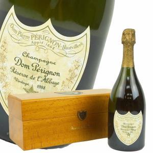 ドンペリニョン レゼルヴドゥラベイ ゴールド 1988年 箱付 750ml 正規品 白シャンパン レゼルヴドラベイ ドン・ペリニョン レゼルブドラベイ|brandshop-uprise