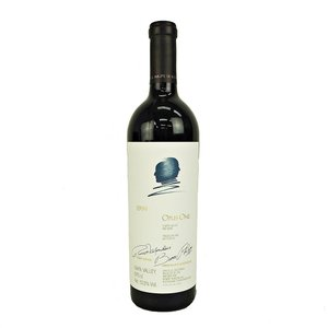 オーパスワン OPUS ONE  1999年 箱なし 750ML 赤ワイン フルボトル カリフォルニアワイン|brandshop-uprise