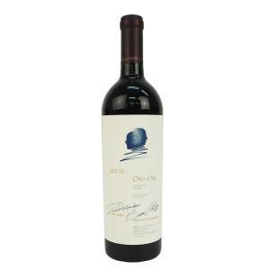オーパスワン OPUS ONE 2003年 箱なし 750ML 赤ワイン フルボトル カリフォルニアワイン|brandshop-uprise