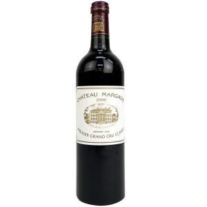 シャトーマルゴー CHATEAU MARGAUX  2008年 箱なし 750ML 赤ワイン フルボトル フランスワイン|brandshop-uprise