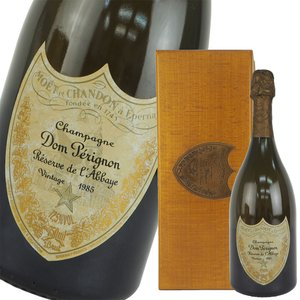 ドンペリニョン レゼルヴドゥラベイ ゴールド 1985年 箱付 750ml 正規品 白シャンパン レゼルヴドラベイ ドン・ペリニョン レゼルブドラベイ|brandshop-uprise
