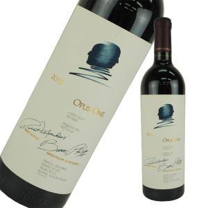 オーパスワン OPUS ONE 2013年 箱なし 750ML 赤ワイン フルボトル カリフォルニアワイン|brandshop-uprise