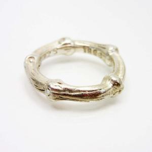 ティファニー Tiffany&Co. 指輪 リング バンブーリング SV925 シルバー 定番人気|brandvalue-store