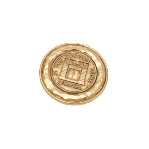 25191040dbf881 シャネル CHANEL ブローチ 31 RUE CAMBON ピンブローチ 金属素材 ゴールド おすすめ
