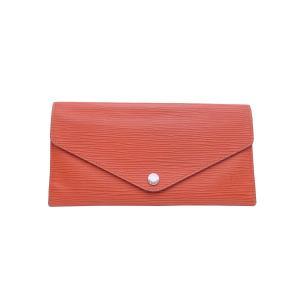 meet c8bd9 05731 ルイヴィトン 財布 エピ 長財布 オレンジの商品一覧 通販 ...