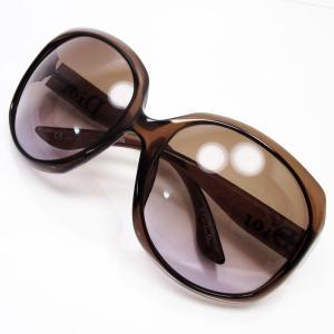 クリスチャンディオール Christian Dior サングラス 62□20 125 プラスティック フレーム:クリアブラウンxゴールド レンズ:ブラウン 定番人気|brandvalue-store