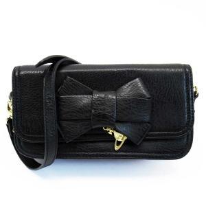 ヴィヴィアンウエストウッド Vivienne Westwood 斜め掛けショルダーバッグ オーブ レザー ブラックxゴールド 定番人気|brandvalue-store