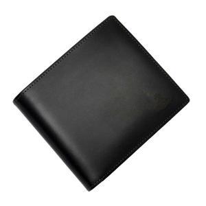 ヴィヴィアンウエストウッド Vivienne Westwood 二つ折り財布 オーブ レザー ブラック 定番人気|brandvalue-store