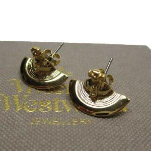 ヴィヴィアンウエストウッド Vivienne Westwood ピアス オーブ 金属素材 ゴールド 定番人気|brandvalue-store