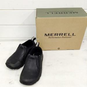 メレル ジャングルモック レザー 03A367 黒 / ブラック MERRELL|brandworks