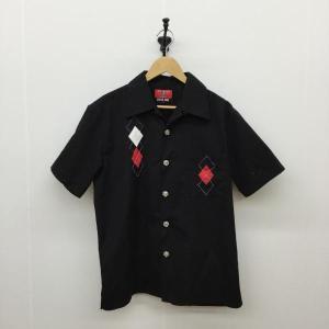 クリームソーダ シャツ 0076100252106 黒 / ブラック CREAM SODA|brandworks