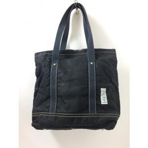 一澤信三郎帆布 トートバックキャンバス B4B164 黒 / ブラック ICHIZAWA SHINZABURO HANPU 無地|brandworks