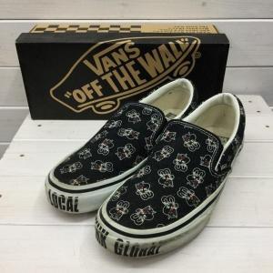 バンズ スリッポン 靴 コラボ 0082100772544 VANS|brandworks
