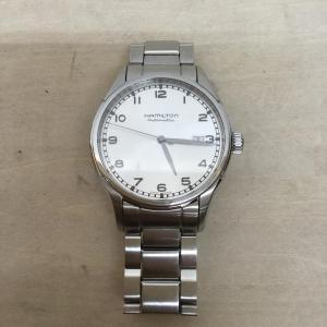 ハミルトン 腕時計 0076100282226 銀 / シル...