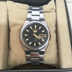 セイコー 腕時計 自動巻き 0076100282479 銀 ...