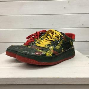 アベイシングエイプ スニーカー 靴 0099100067655 A BATHING APE チェック|brandworks|02