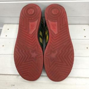 アベイシングエイプ スニーカー 靴 0099100067655 A BATHING APE チェック|brandworks|06