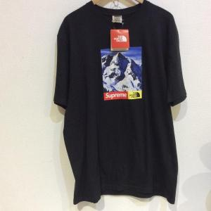 ノースフェイス SUPREME MOUNTAIN Tシャツ ...
