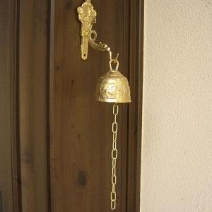 ガーデンベル 真鍮製品金色 ブラス イタリア製アンティーク調雑貨|brass-alivio