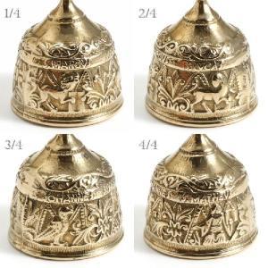 ハンドベル ドゥオーモ 真鍮製品 ブラス イタリア製アンティーク調雑貨|brass-alivio|02